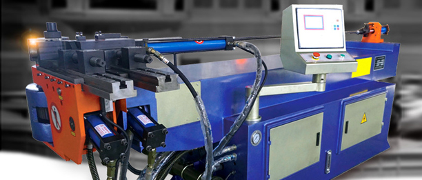 Experts interpret the important technical features of the pipe bending machine
